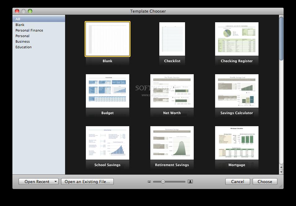 Apple iWork Mac '09 - Download