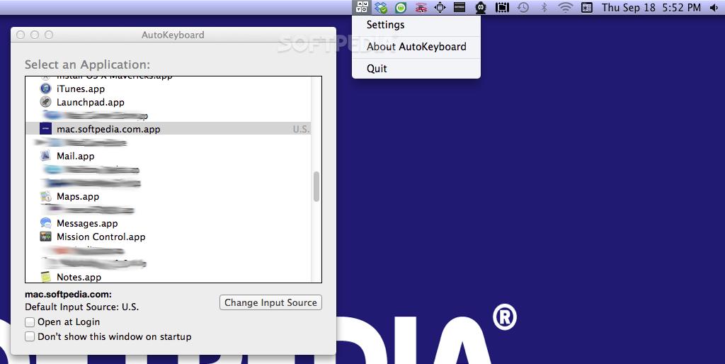 AutoKeyboard Mac 1 2 - Download