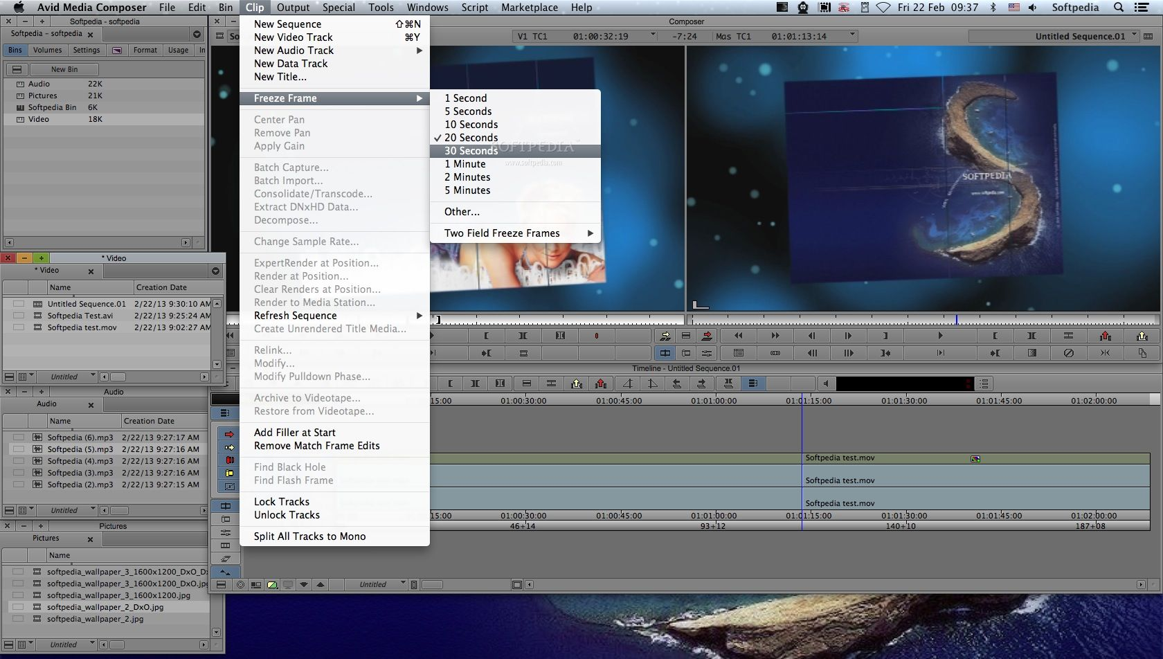 how to use avid media composer