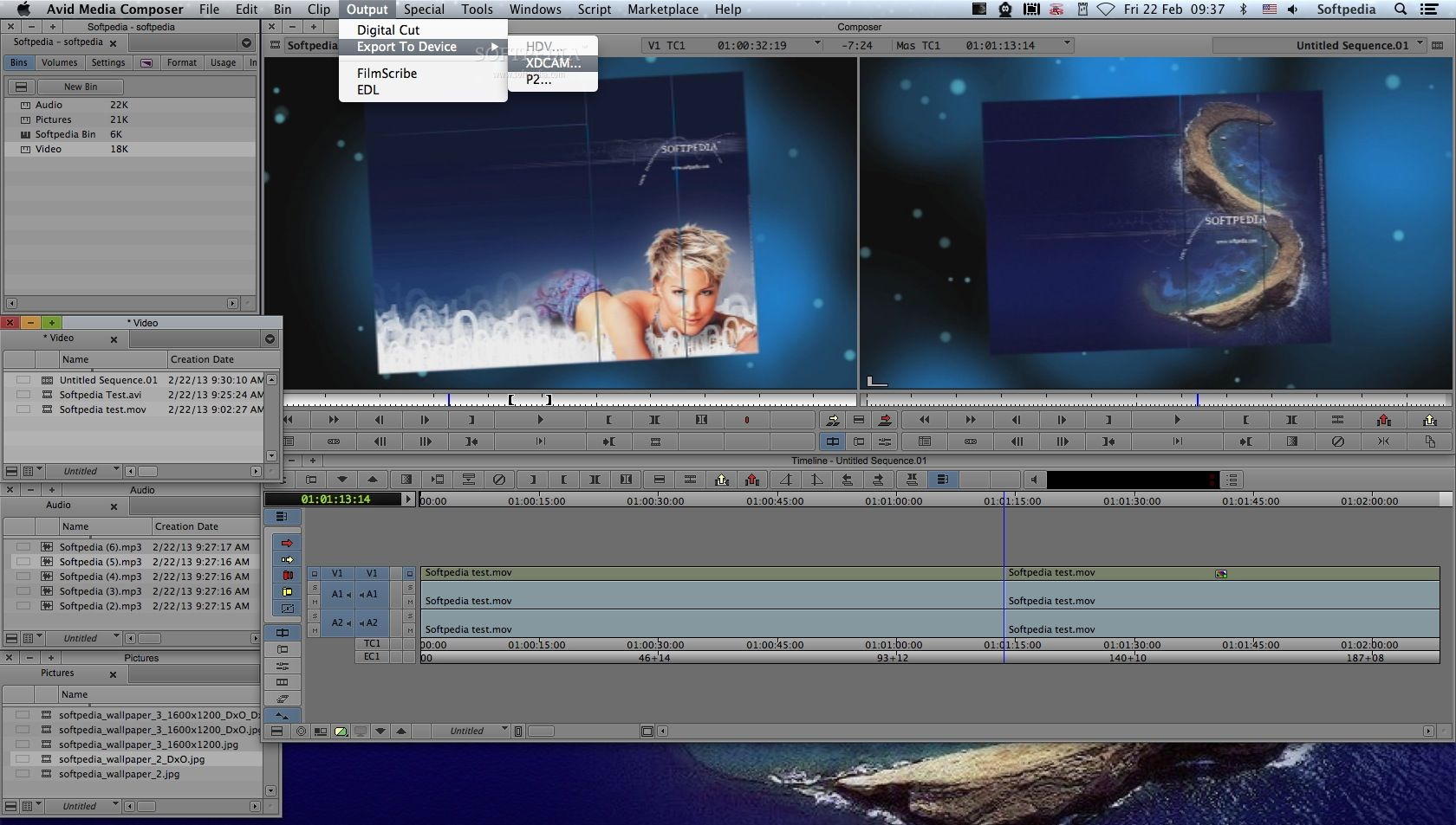 Media Composer screenshot 5
