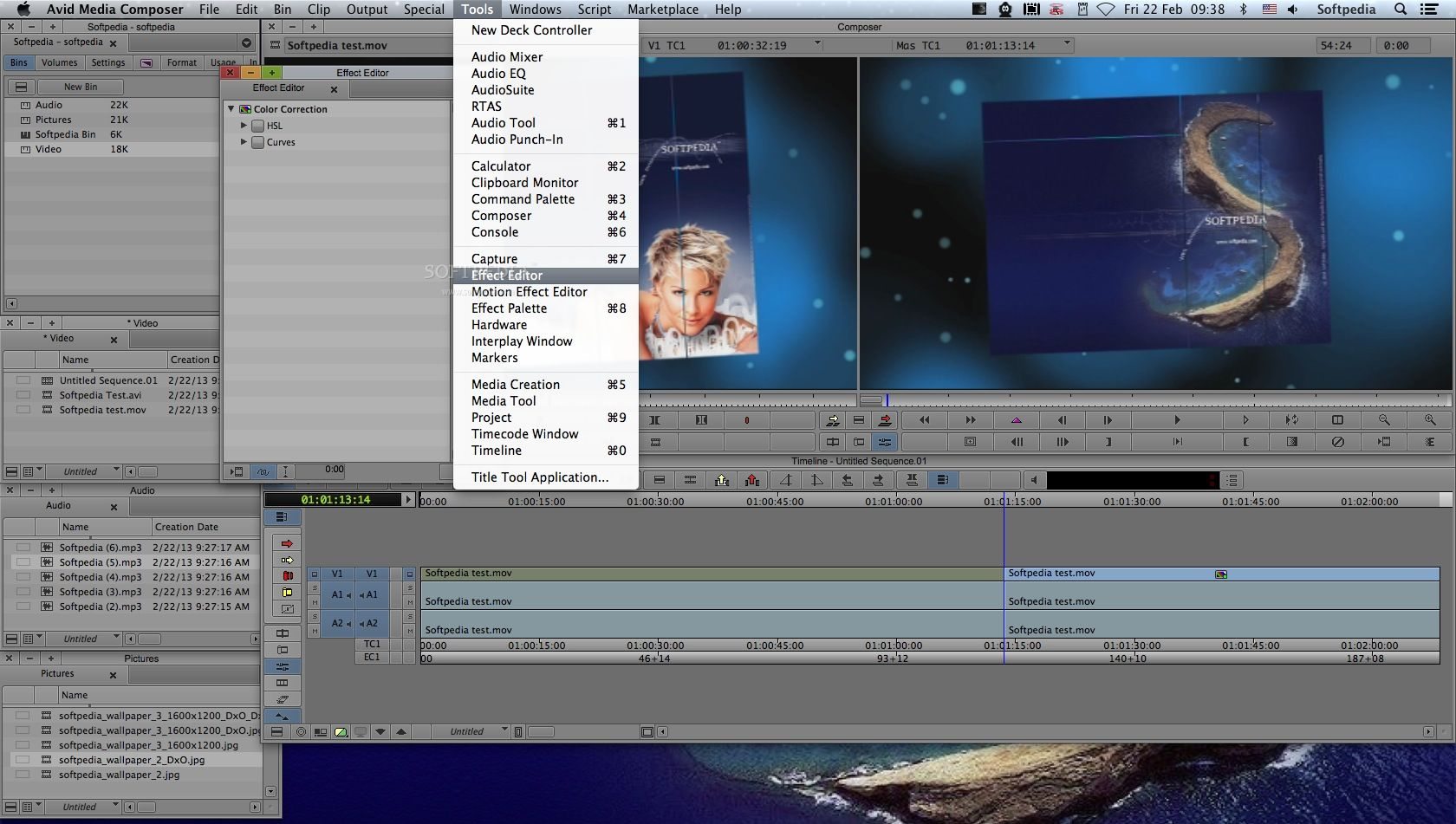Media Composer screenshot 7