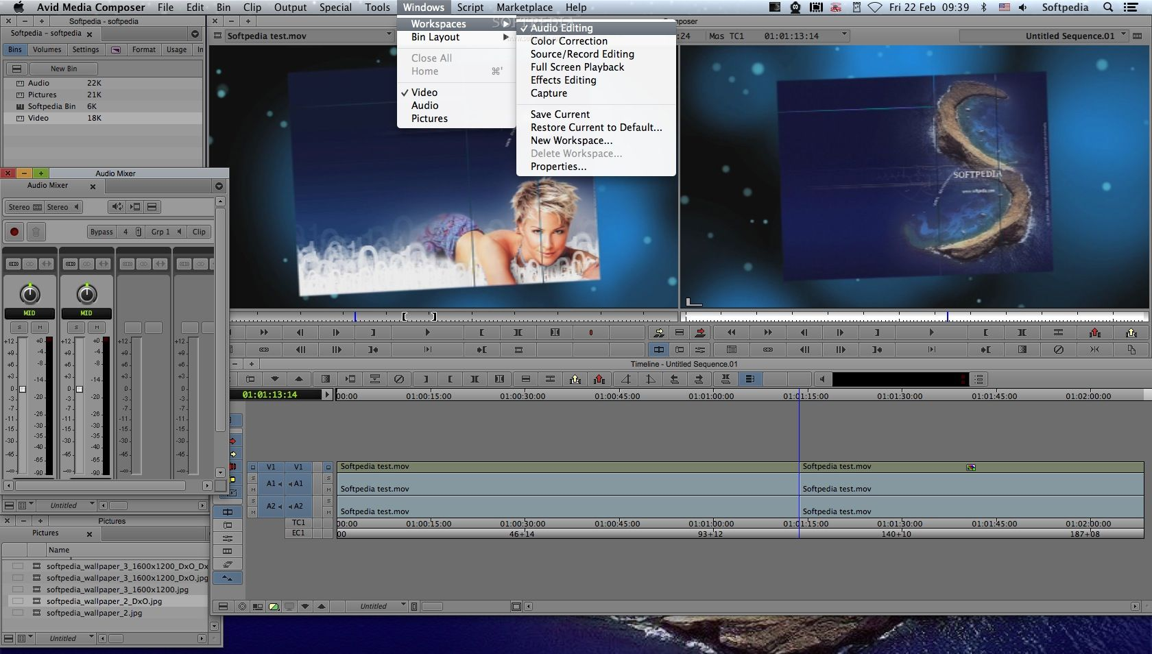 Media Composer screenshot 8
