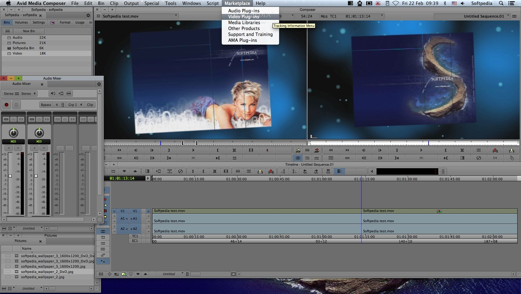 Media Composer screenshot 9