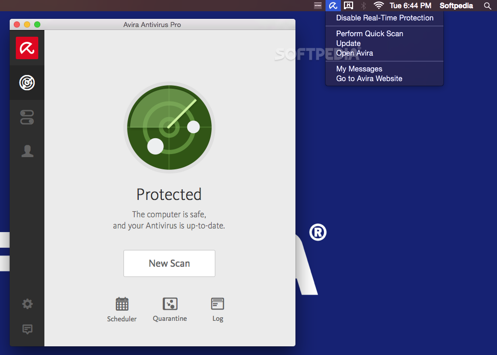 how do i disable my avira antivirus