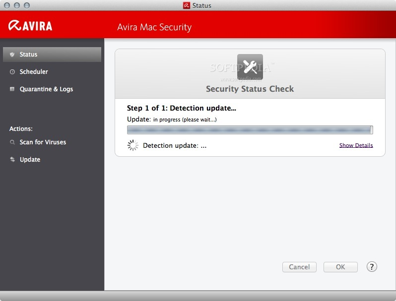 Avira Free Mac Security screenshot 10