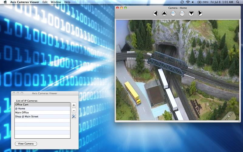 ip camera viewer mac 10.6