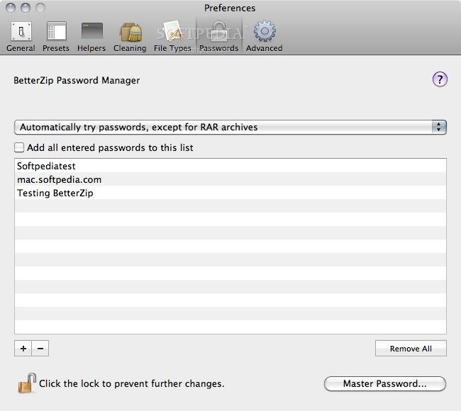 BetterZip Mac 4 2 4 - Download