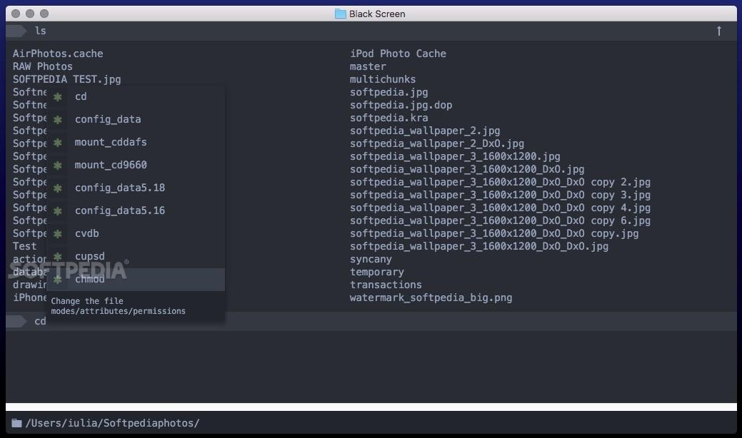 Upterm (formerly Black Screen) Mac 0 4 4 Beta - Download