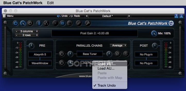 Blue Cat's PatchWork Mac 2 41 - Download