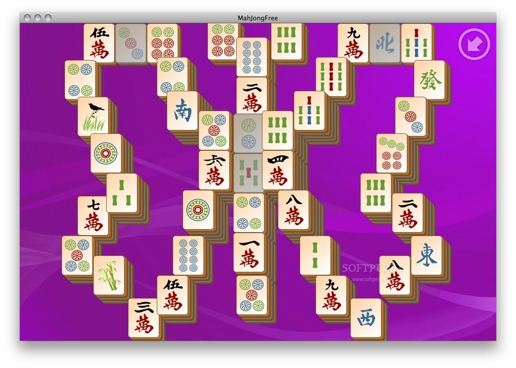 mahjong free download for mac