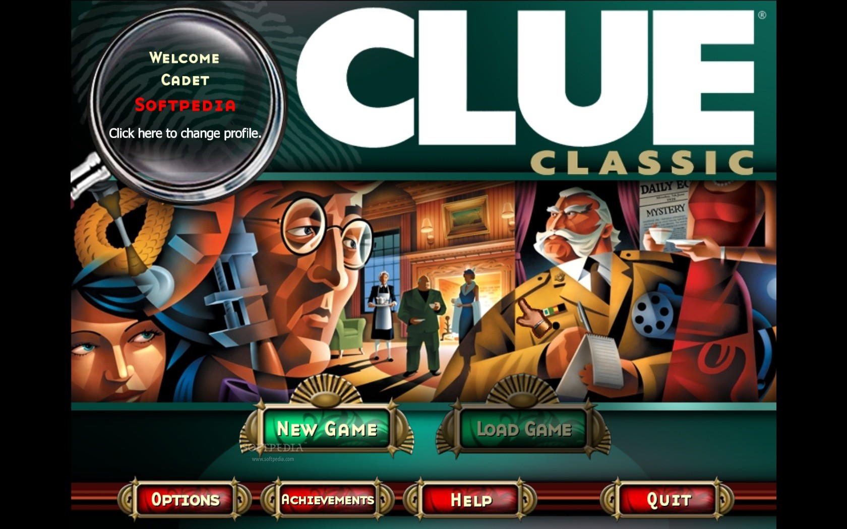 cluedo classic free download