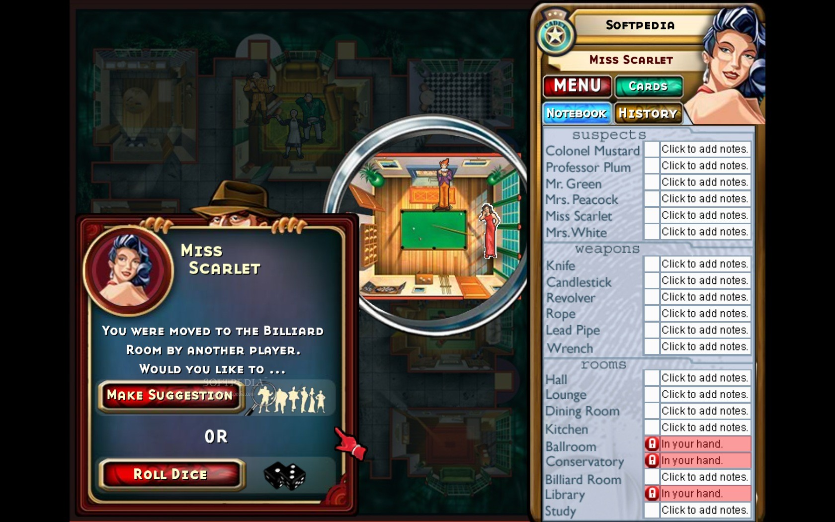 Clue Classic For Mac Free Download