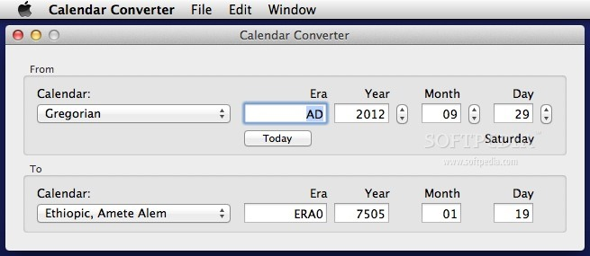 Download Calendar Converter Mac 2 3