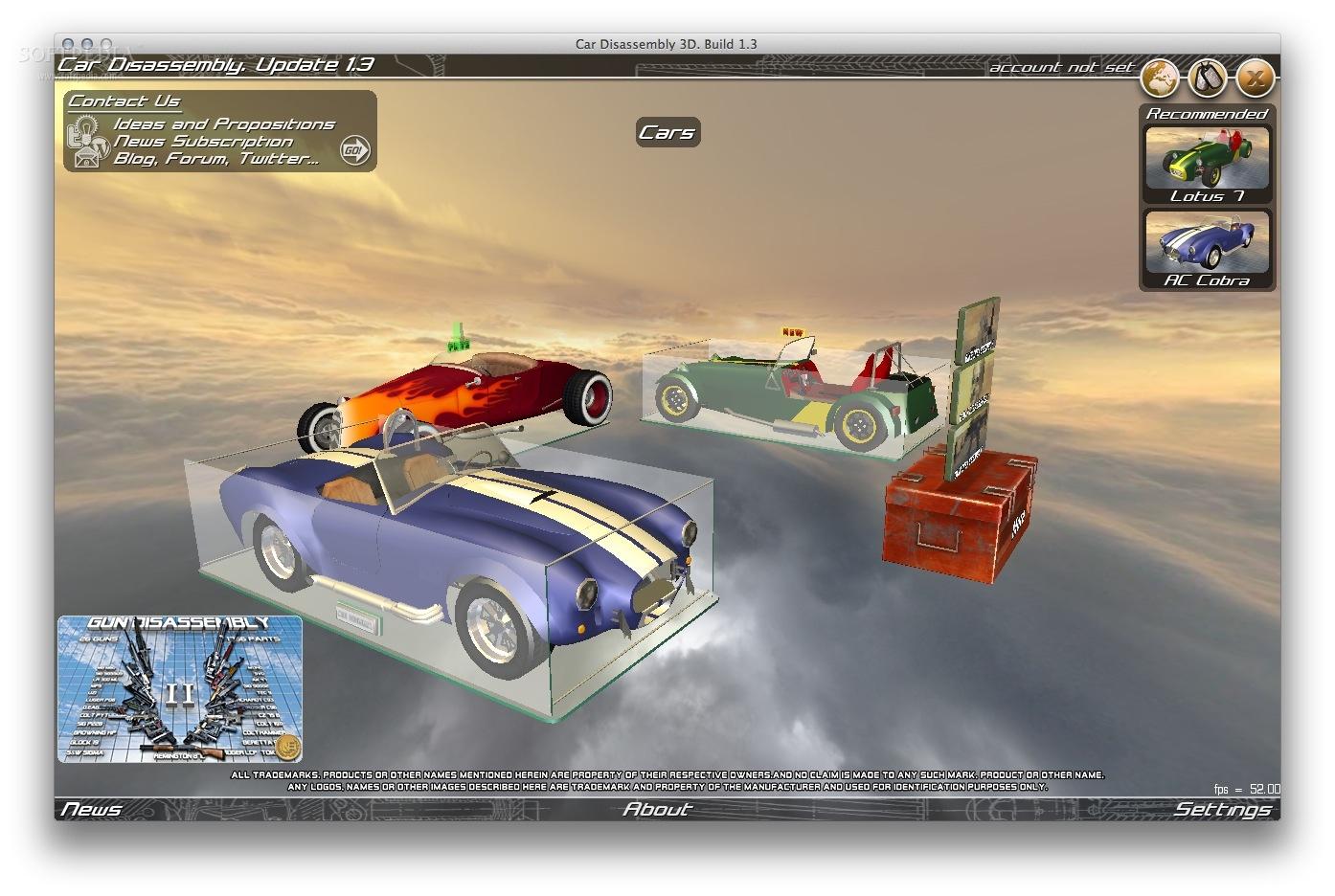 car disassembly 3d apk