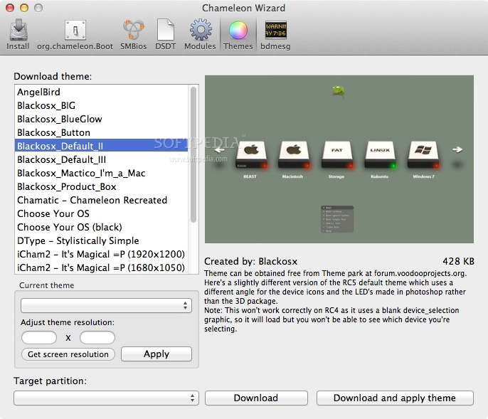 Chameleon Wizard Mac 4 4 1 - Download