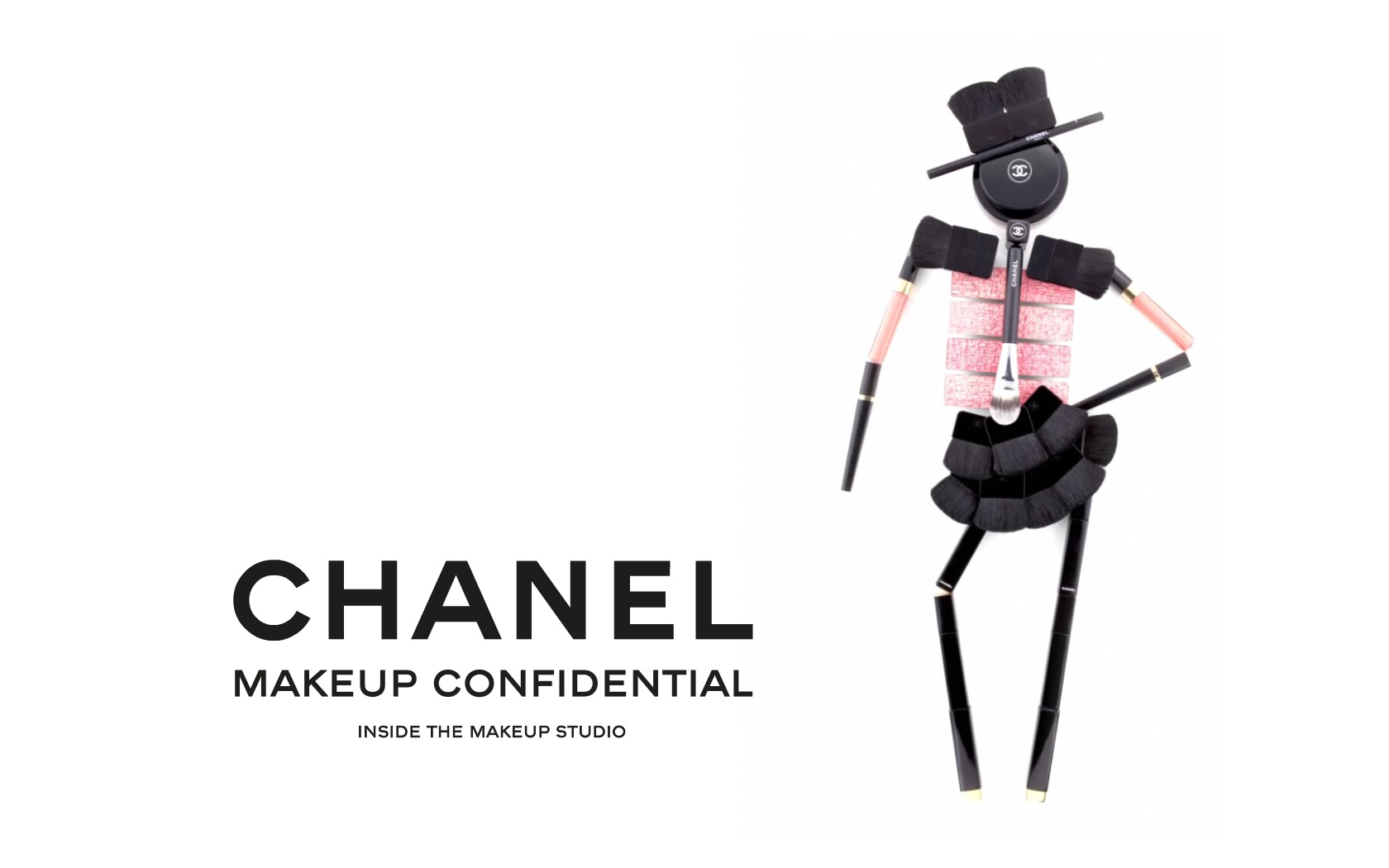 Chanel Makeup Confidential Screenshots, screen capture - Softpedia