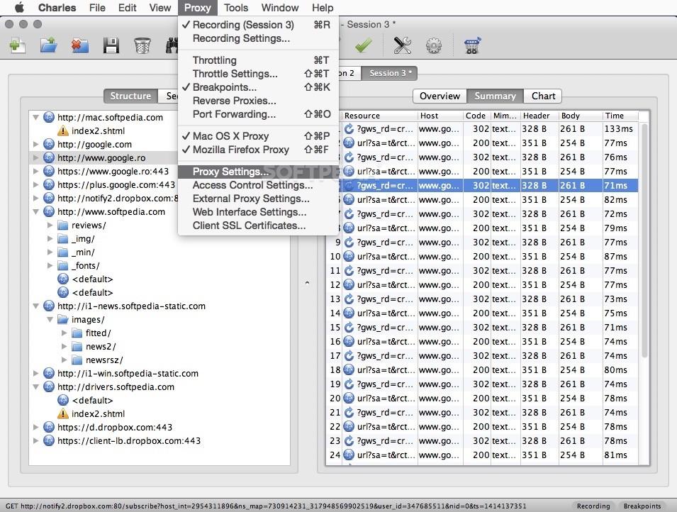 charles proxy 4.0.1