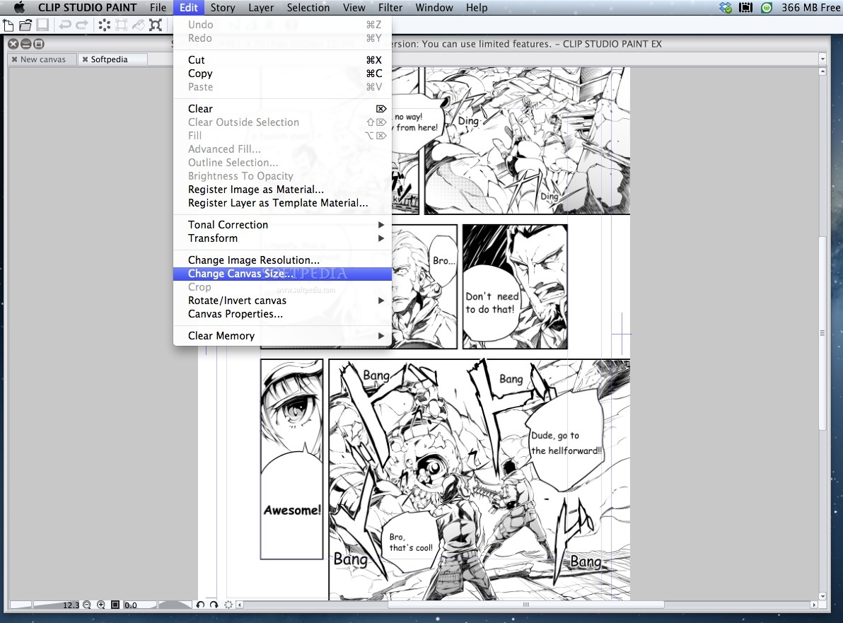 clip studio paint how to use images