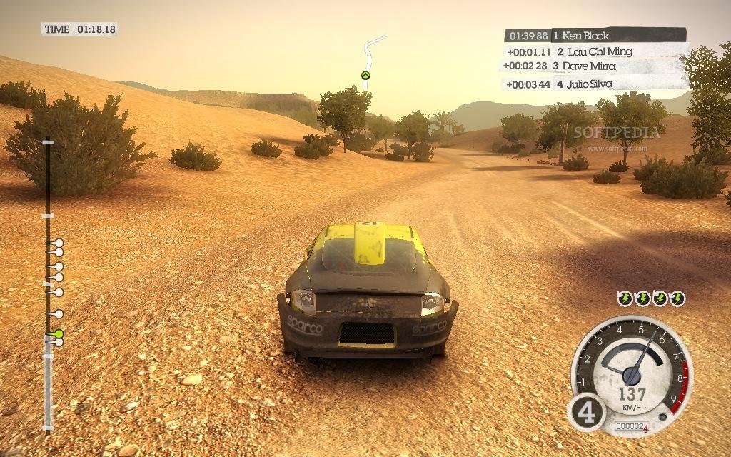 Dirt 4 vs dirt rally
