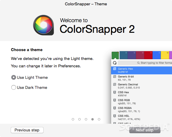 ColorSnapper 2 v1.1.0-Mac OSX