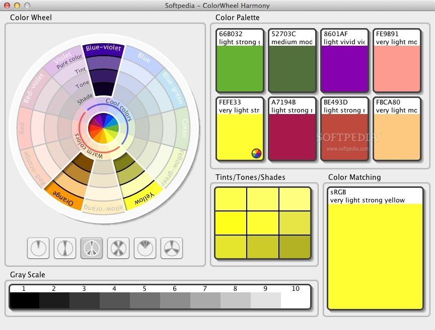 Download Colorwheel Harmony Mac 2 5