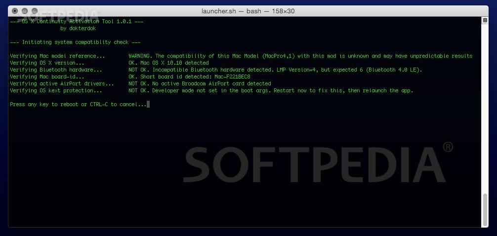 Continuity Activation Tool Mac 2 3 / 2 4 Beta 5 - Download