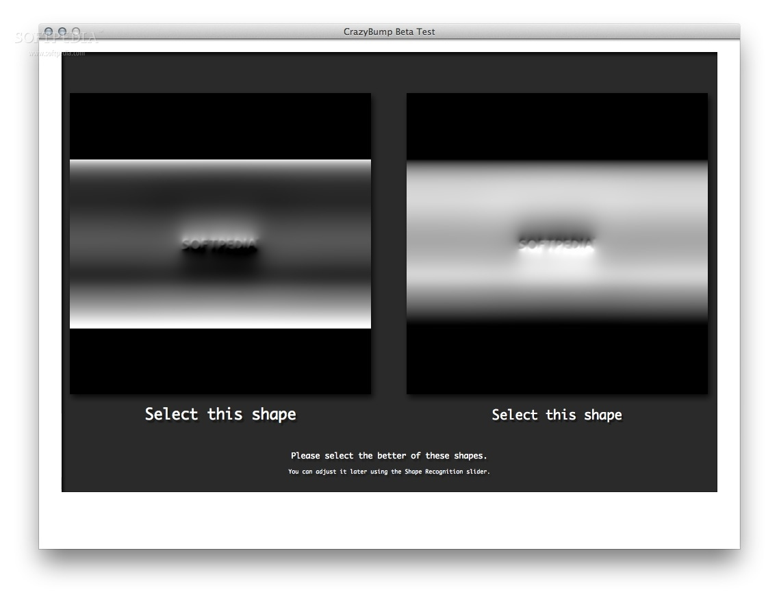 Crazy Bump Mac Beta 2 - Download