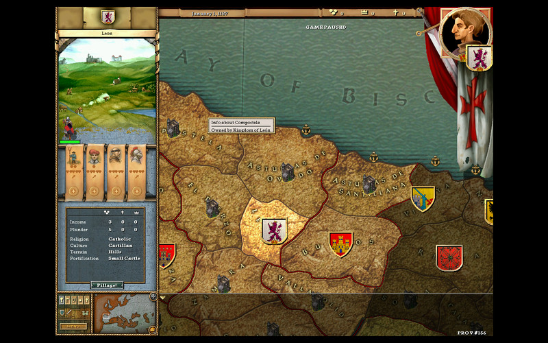 Crusader Kings Complete screenshot 5