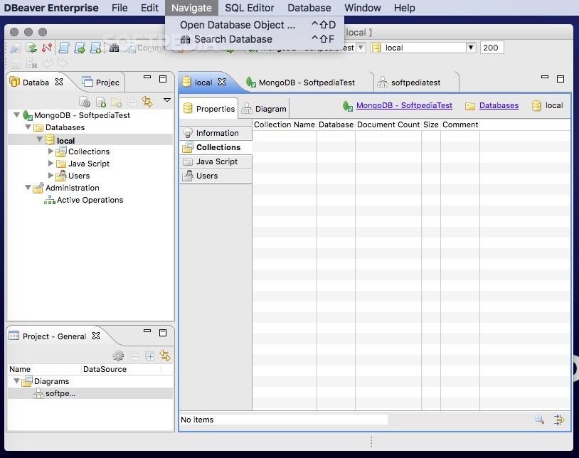 DBeaver Mac 6 1 5 - Download