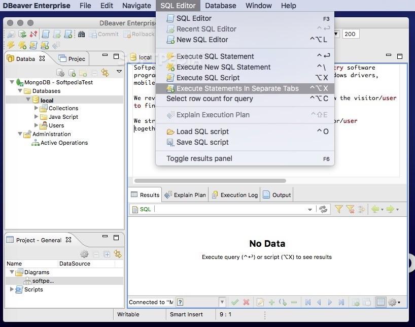 DBeaver Mac 6 1 4 - Download