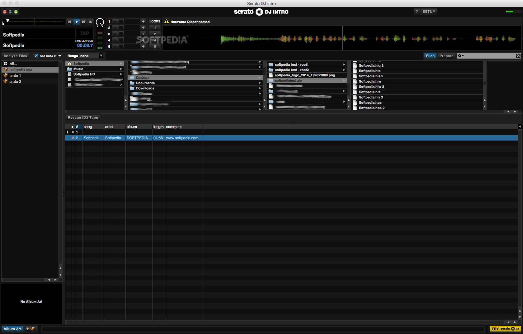 serato dj download for mac