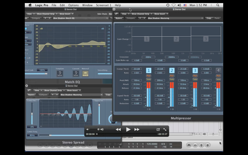 DMD's Logic Pro 9 Producer Pro screenshot 4