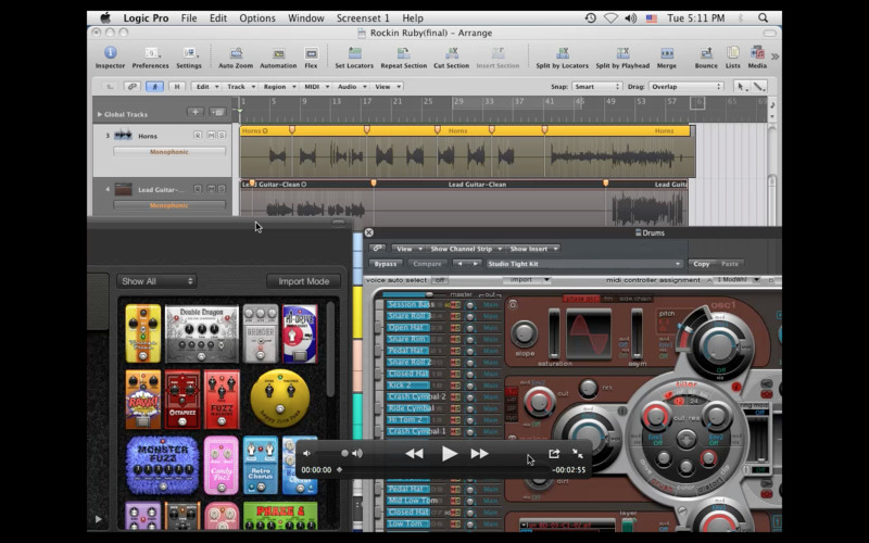 DMD's Logic Pro 9 Producer Pro screenshot 5