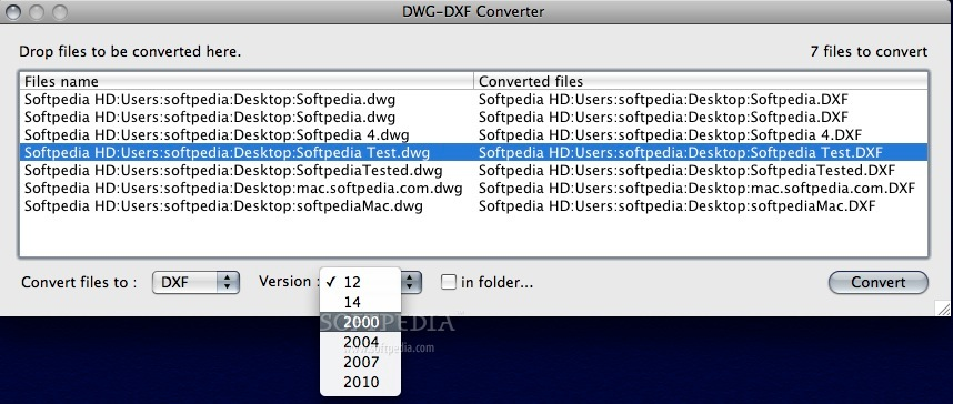 how to convert pdf to dwg on mac