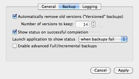 Data Backup screenshot 6