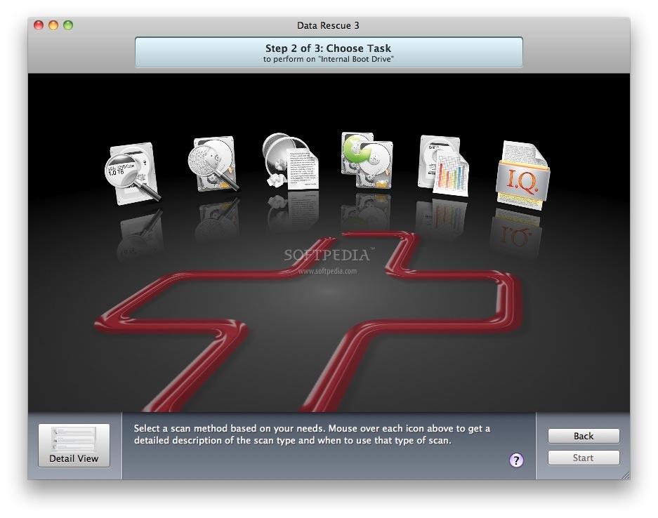 Data Rescue Ii For Mac