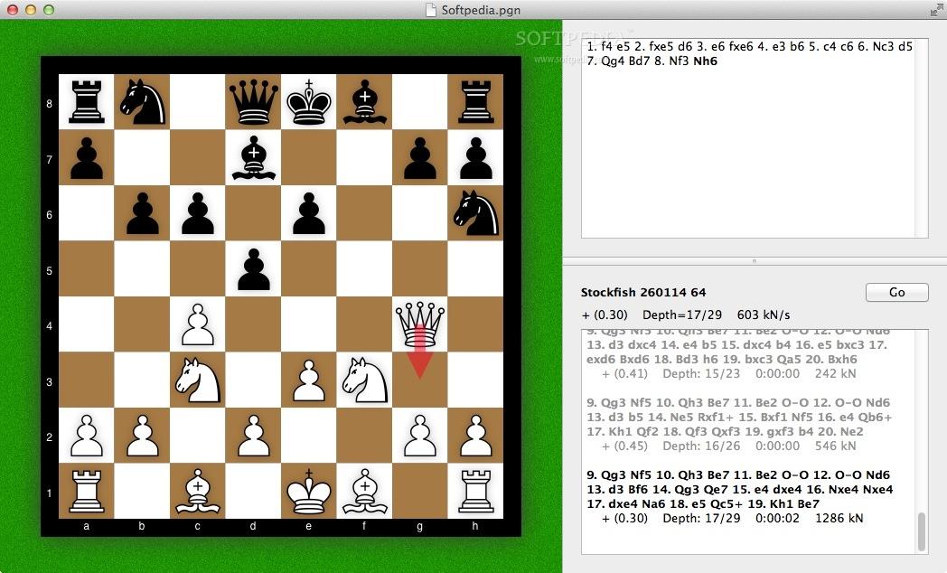 Stockfish Chess (formerly Stockfish) Mac 2 2 - Download