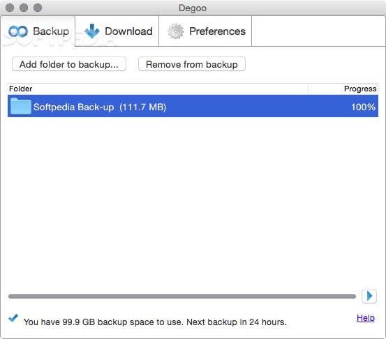 Degoo Mac 1 0 2339 - Download