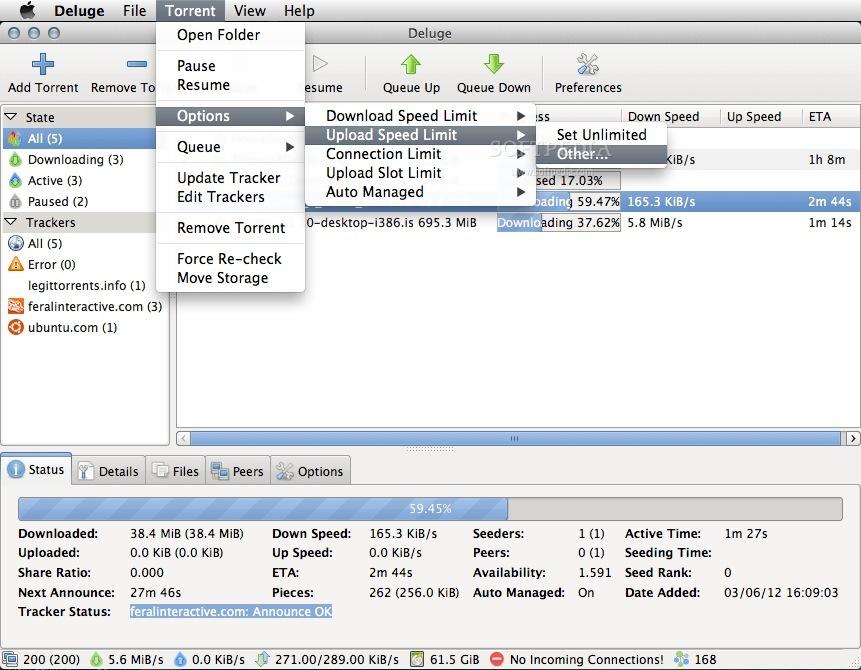 Deluge Mac 1 3 15 1 - Download