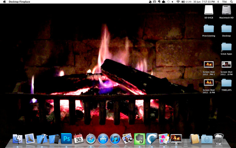 Desktop Fireplace screenshot 8