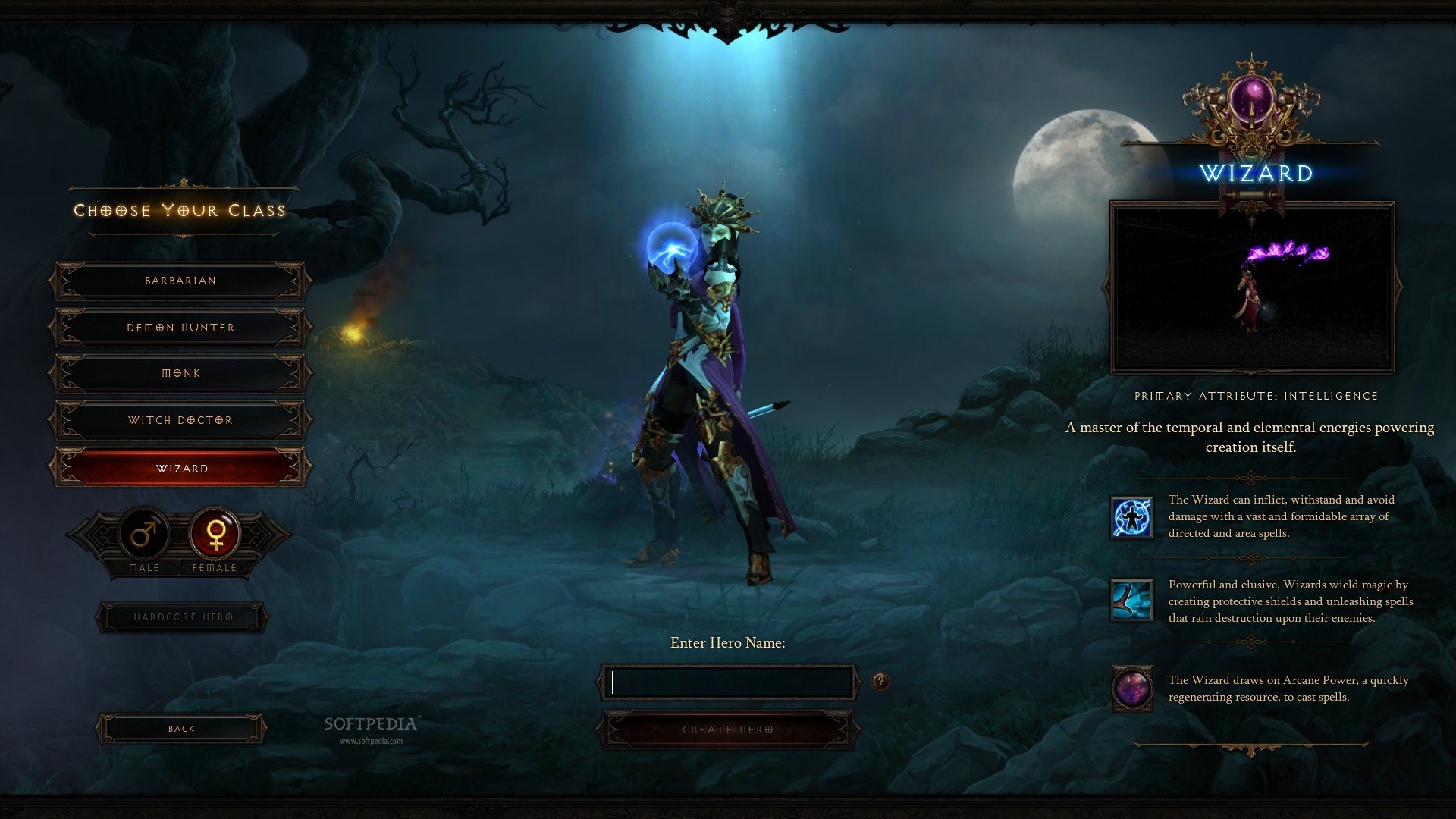 Download Diablo III Mac 2.6.1c