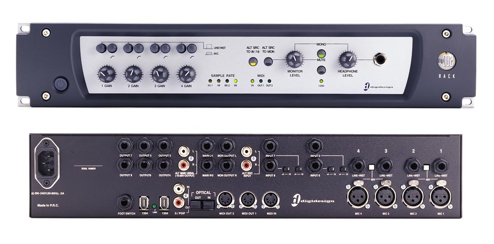 Digidesign 002 driver download mac