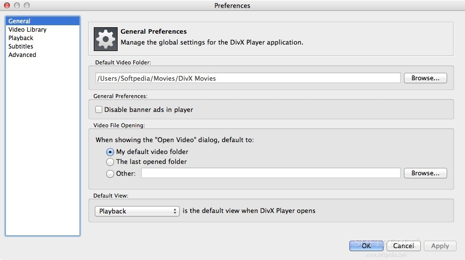 how to get rid of divx on mac