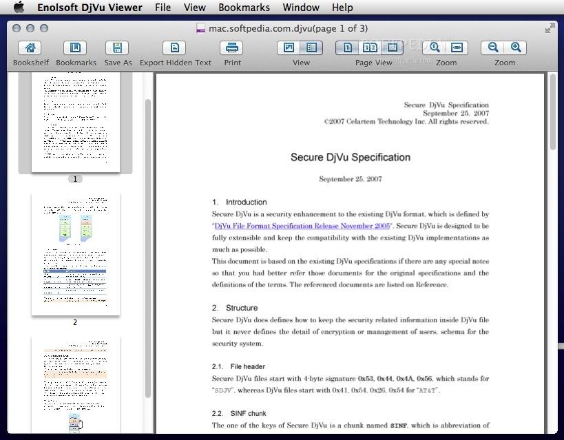 Djvu Reader For Mac Free Download
