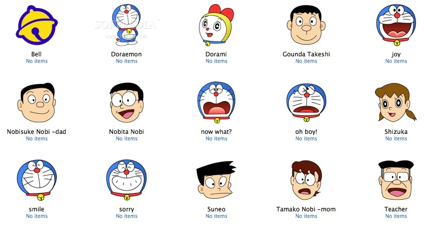 Doraemon Download Mac