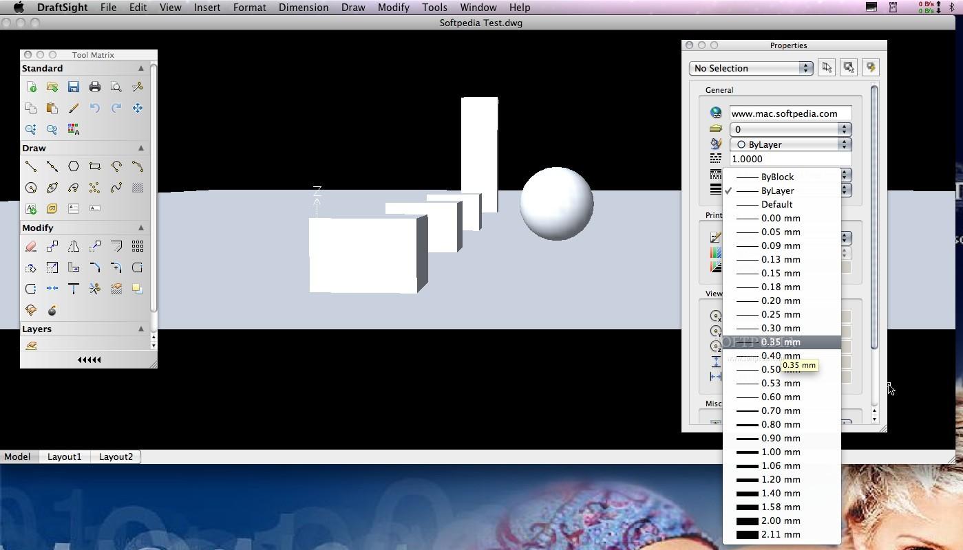 DraftSight Mac 2018 SP2 Beta - Download