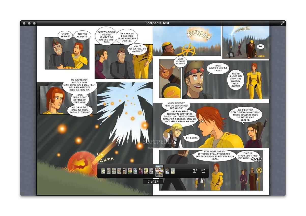 Comic Book Reader For Mac - chunkbauer