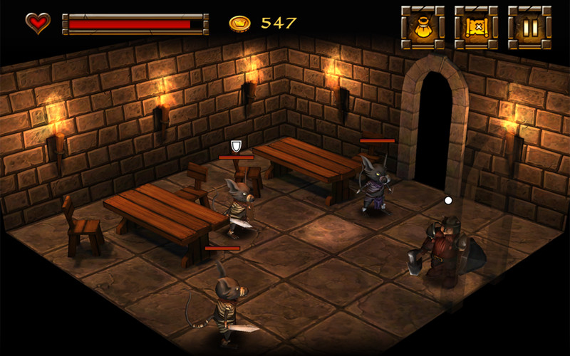 Dwarf Quest screenshot 1