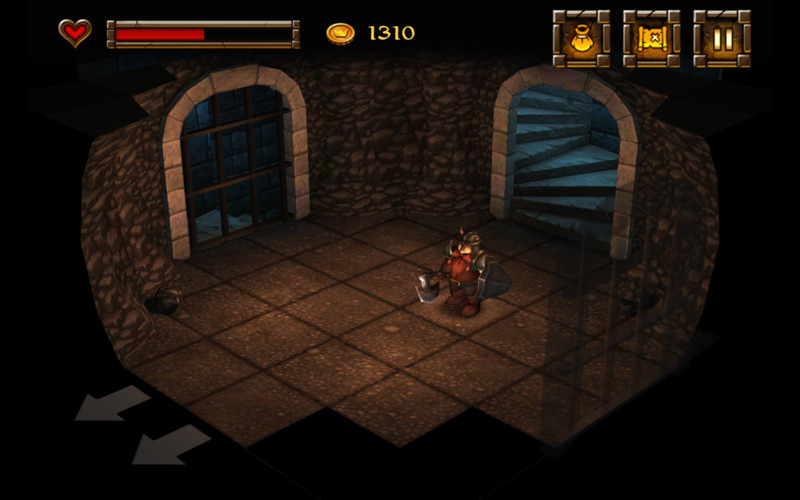 Dwarf Quest screenshot 2