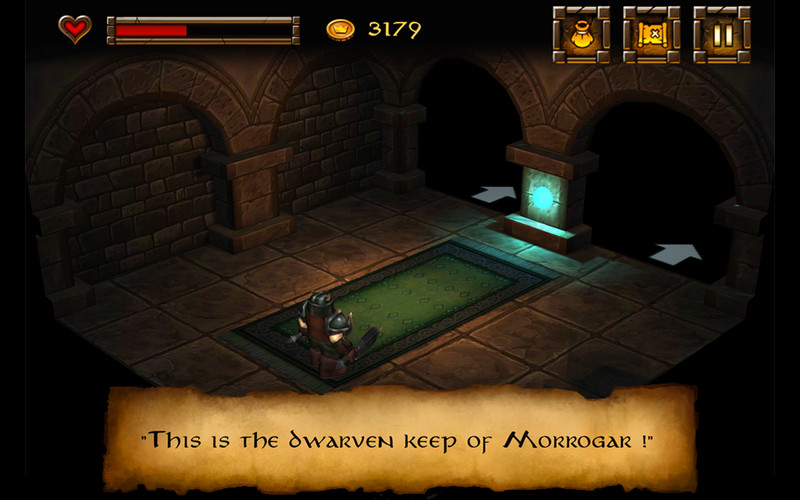 Dwarf Quest screenshot 3